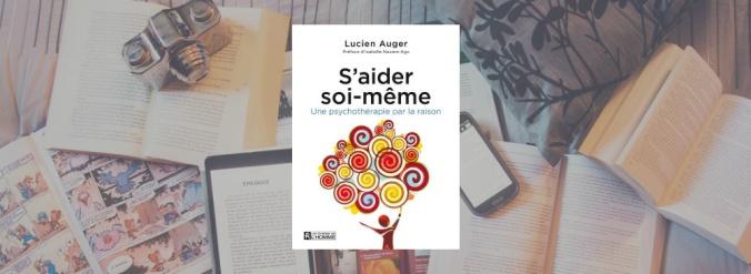 Couverture du livre S'aider soi-même de Lucien Auger.
