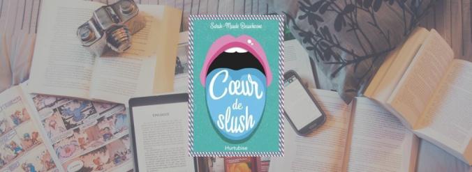 Couverture du livre Coeur de slush de Sarah-Maude Beauchesne.