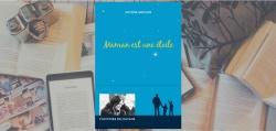 """Couverture du livre """"Maman est une étoile"""" de Mylène Moisan, aux Éditions La Presse."""