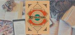 Couverture du livre Révolutions de Dominique Fortier & Nicolas Dickner.