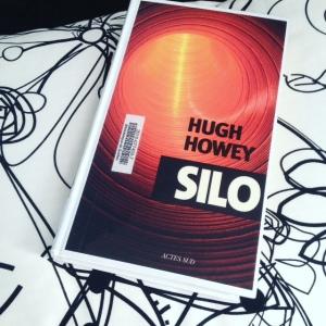 Silo de Hugh Howey comme inspiration d'un vendredi de mars
