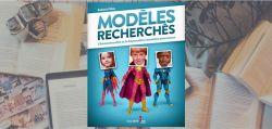 Couverture du livre Modèles recherchés de Robert Pilon, paru chez Guy Saint-Jean Éditeur, en collaboration avec GRIS-Montréal.