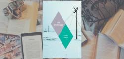 """Couverture du roman """"Les murailles"""" de Erika Soucy."""