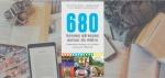 """Couverture du guide """"680 bonnes adresses autour du métro"""" de Louis-Philippe Messier et Véronique Harvey."""