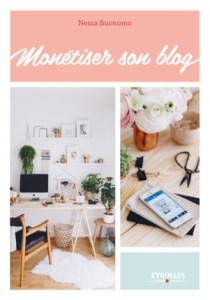La couverture du livre Monétiser son blog.