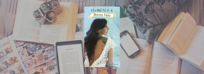 Couverture du livre Buena Vida de Florence K.