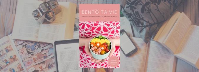 Couverture du ebook Bentô ta vie de Valérie Lévesque.
