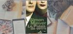 """Couverture du roman """"Le Palais de verre"""" de Simon Mawer."""