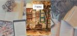 """Couverture du roman """"1re avenue"""" de Émilie Rivard."""