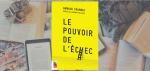 """Couverture du livre """"Le pouvoir de l'échec"""" d'Arnaud Granata."""