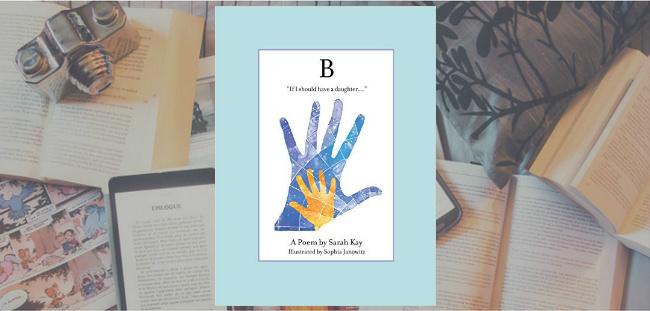 Couverture du livre B de Sarah Kay.