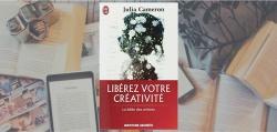 """Couverture du livre """"Libérez votre créativité"""" de Julia Cameron."""