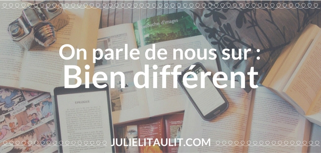 on parle de nous sur bien diff rent julie lit au lit. Black Bedroom Furniture Sets. Home Design Ideas