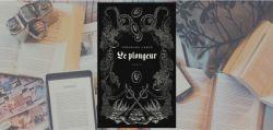 Couverture du roman Le plongeur de Stéphane Larue.