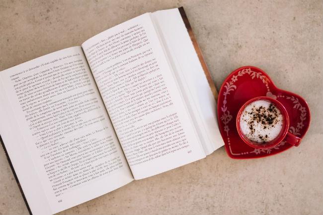 #LivreStValentin : Le 14 février, je donne un livre!
