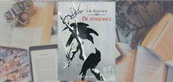Couverture du roman De vengeance de J.D. Kurtness, chez L'instant même.