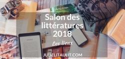 Salon des littératures 2018.