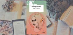 Couverture du roman Hare Krishna de François Gilbert, publié chez Leméac.